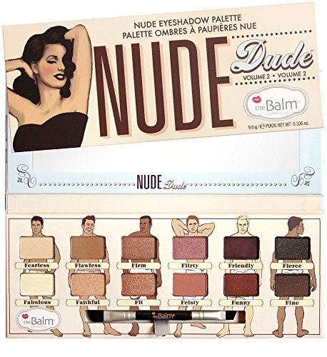 61oPsorBUyL 9.6g/0.336oz Nude Dude Eyeshadow Palette