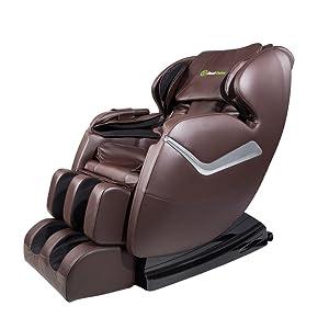Real Relax Full Body Zero Gravity Shiatsu Massage Chair Reviews 2017