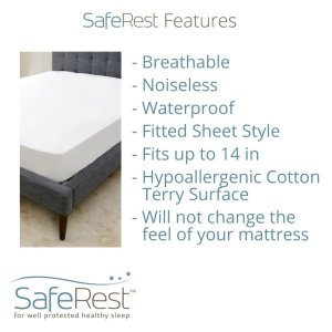 SafeRest Mattress Protector Review