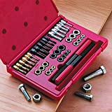 Craftsman 40 pc. Tap and Die Set, Master Rethreader