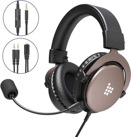 Auriculares con micrófono integrado
