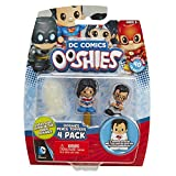 "Ooshies Set 2 ""DC Comics Series 1"" Action Figure (4 Pack)"