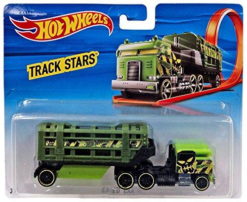 Hot Wheels 2017 Track Stars - Caged Cargo