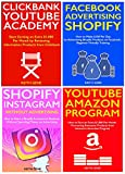 Product review for Ideas for Beginner Internet Marketers: Using Online Business Ideas Like Clickbank Marketing, Amazon Affiliate, Facebook Advertising & Shopify Instagram Influencer Marketing to Make Money from Home