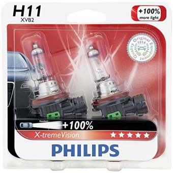 Philips X-tremeVision Upgrade Bulb
