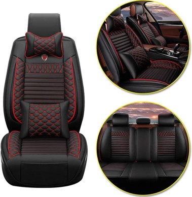 Custom Car Seat Covers for Ford Fiesta