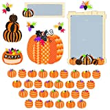Creative Teaching Press Pumpkin Patch Bulletin Board (7070)