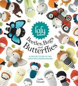 Lalylala's Beetles Bugs and Butterflies: A Crochet Story of Tiny Creatures and Big Dreams (English Edition) por [Tresselt, Lydia]
