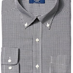 Amazon Brand - BUTTONED DOWN Men's Classic Fit Gingham Non-Iron Dress Shirt 17 Fashion Online Shop gifts for her gifts for him womens full figure