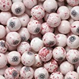 Bloody Gumball Eyes Halloween Candy 66 pcs 1 lb.
