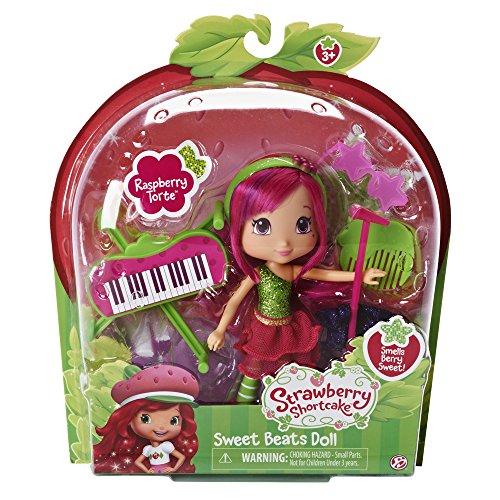 The Bridge Direct, Strawberry Shortcake, Sweet Beats Dolls, Raspberry Torte, 6 Inches