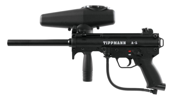 Tippmann A5 Upgrades