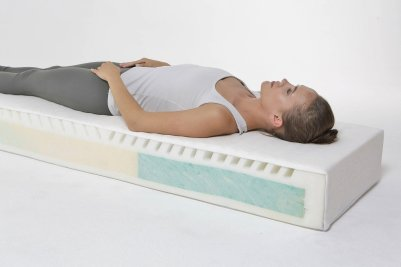 Healthy Mattress for Spinal Traction and Back Pain Relief (King)