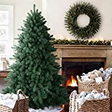 Balsam Hill Aberdeen Spruce Artificial Christmas Tree, 6 Feet, Unlit