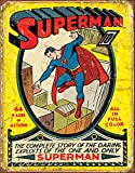 4SGM SS-BRK-TSN1968 TSN1968 Superman #1 Cover