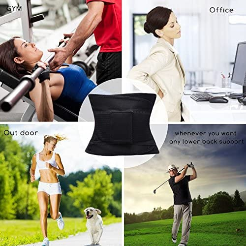 VENUZOR Waist Trainer Belt for Women - Waist Cincher Trimmer - Slimming Body Shaper Belt - Sport Girdle Belt (UP Graded) 7