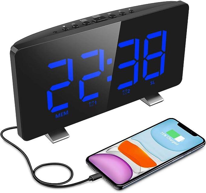 [FLASH] ELEGIANT Despertador Digital