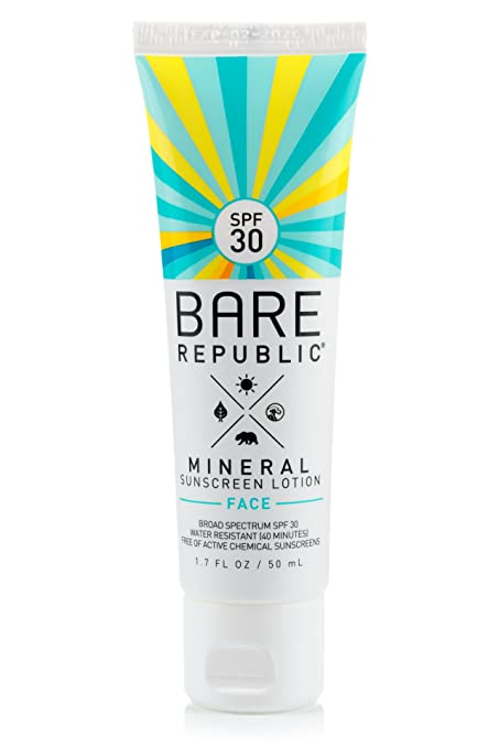 The 3 Summer Beauty Products I Can't Live Without | Bare Republic Mineral Sunscreen | Best Sunscreen