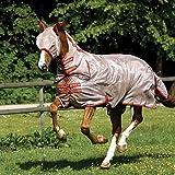 "Product review for Horseware Ireland - Amigo Mio Fly Rug - Bronze-Red-66_5'6"""