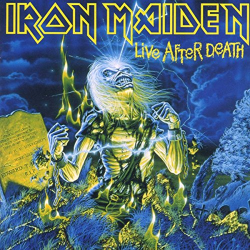 Live After Death: Iron Maiden, Iron Maiden: Amazon.fr: Musique