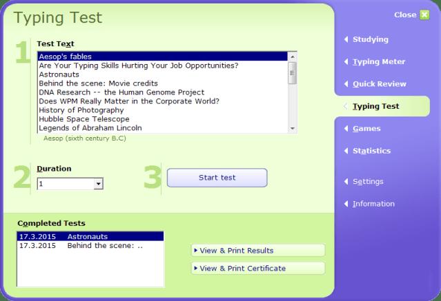 TypingMaster 10 [Download] « Educational Software