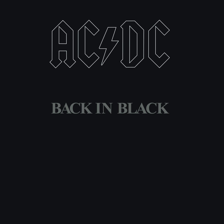 【全曲レビュー】AC/DC – Back in Black