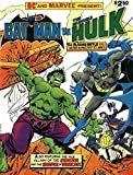 DC and Marvel Present Batman vs. The Incredible Hulk 1981 Treasury Size Edition