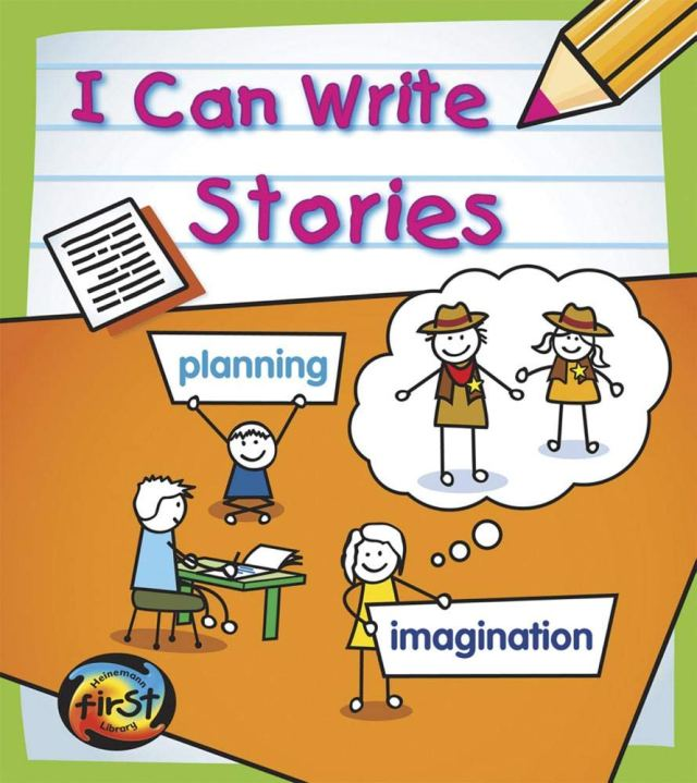 I Can Write Stories: Ganeri, Anita: 30: Amazon.com: Books