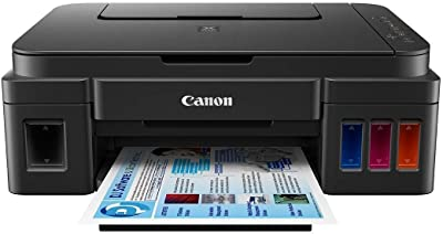 Canon Pixma G3000 All-in-One Wireless Ink Tank Colour Printer