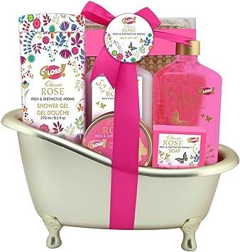 Gloss - caja de baño, caja de regalo para mujeres -