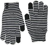 Icebreaker Merino Terra Trail Running & X-Country Ski Gloves, New Zealand Merino Wool, Burgundy nori Blizzard Heather, Small