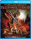 Sleepaway Camp III: Teenage Wasteland (Collector's Edition) [Bluray/DVD Combo] [Blu-ray]