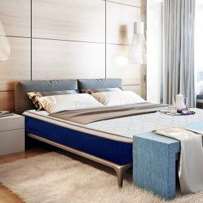 BedStory 10Inch Natural Latex Hybrid Mattress
