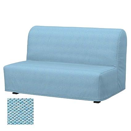 Soferia Fodera Extra Ikea Lycksele Divano Letto A 2 Posti