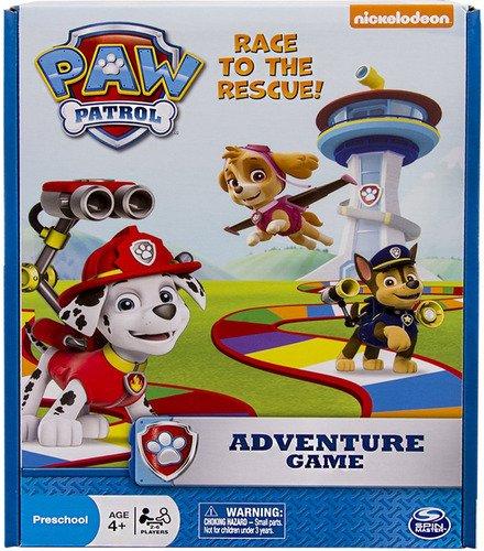 Spin Master Games Nickelodeon PAW Patrol Adventure Board Game