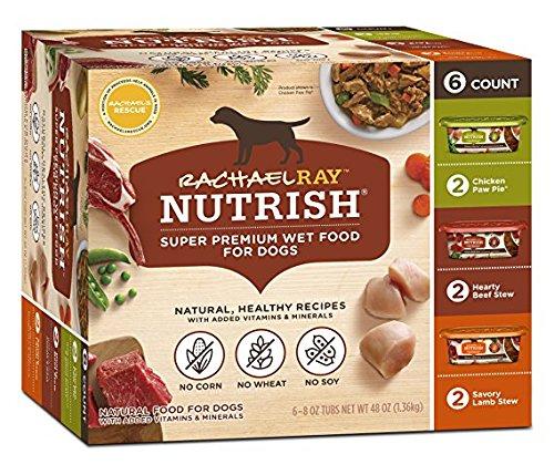 Rachael Ray Nutrish Natural Wet Dog Food 2