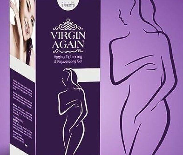 Virgin Again Vigina Tightening Gel 50grm Lotion Tight Loose Gel Feel Herbal Gift Cream Feel