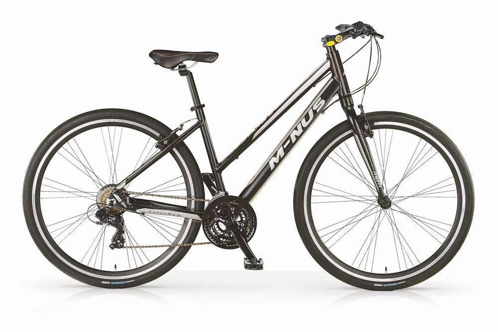 velo hybride cyclotourisme