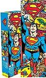 Aquarius Superman Retro Slim 1000 Piece Jigsaw Puzzle