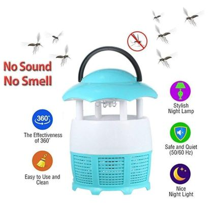 Eco-Friendly Baby Mosquito Insect Repellent Lamp