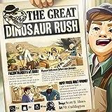 The Great Dinosaur Rush Board Game APE Games