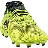 Adidas Copa X 17.1 FG Cleat Mens Soccer 10 Solar Yellow-Legend Ink