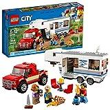 LEGO City Pickup & Caravan 60182 Building Kit (344 Pieces)