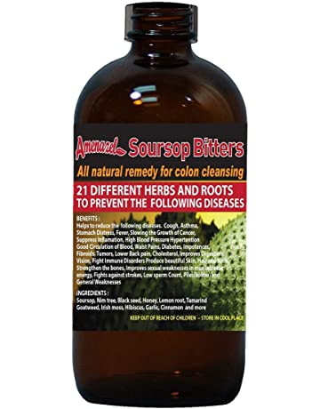 Amenazel Soursop Bitters 16oz