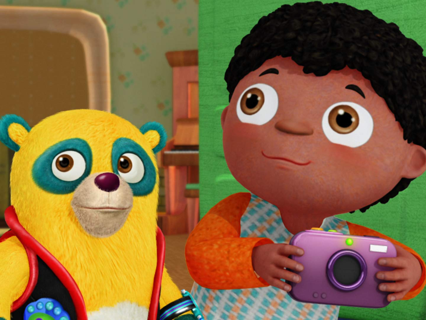 Watch Special Agent Oso Volume 1 Prime Video