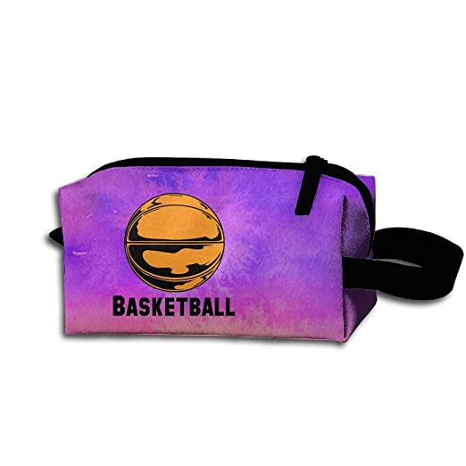 9a451c878b Com Makeup Cosmetic Bag Australia Basketball Zip Travel