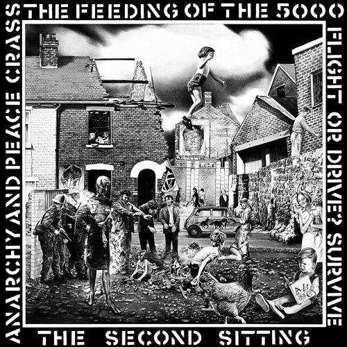 Feeding of The 5000 : Crass: Amazon.fr: Musique