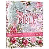 Holy Bible: My Creative Bible KJV: Silken Flexcover Bible for Creative Journaling