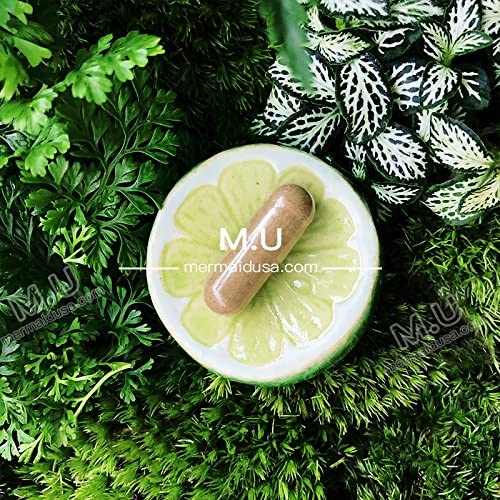 Skinny Mermaid USA M.U Support Lose Weight Healthy Pills Nature Herbal Power to be Supper Skinny and high-Class 5