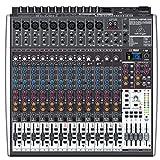 Behringer Xenyx X2442USB Premium 24-Input 4/2-Bus Mixer with USB/Audio Interface